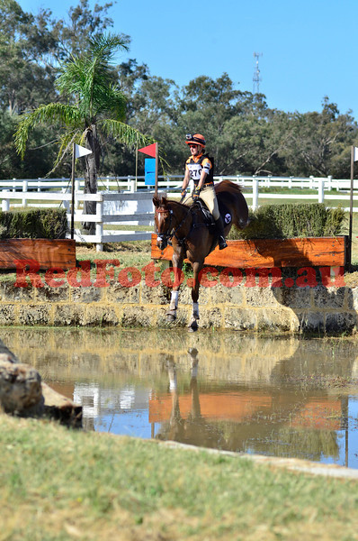 2012 10 20 Swan River Horse Trials Brookleigh CIC CrossCountry 3 Star