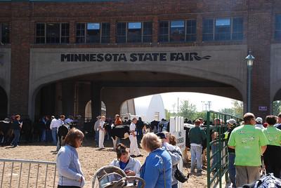 2009 08 29, Sat:  MN State Fair