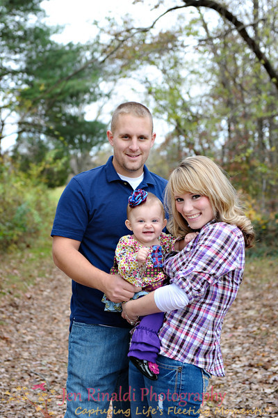 Langley Family 11/4/12