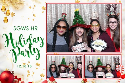 SGWS Holiday Party