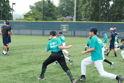 6.15.19 NDHS/TJNFF Baseball Extravaganza Majors Clinic