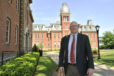 28947 Fulbright professor Philip Michelbach