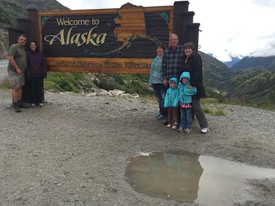2015-07-24 Skagway & Yukon Territory Day Trip