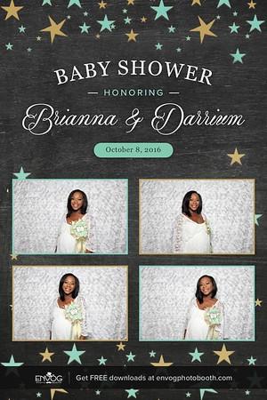 Brianna & Darrium's Baby Shower (prints)