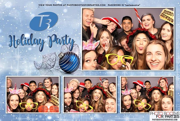 T3 Holiday Party 2018