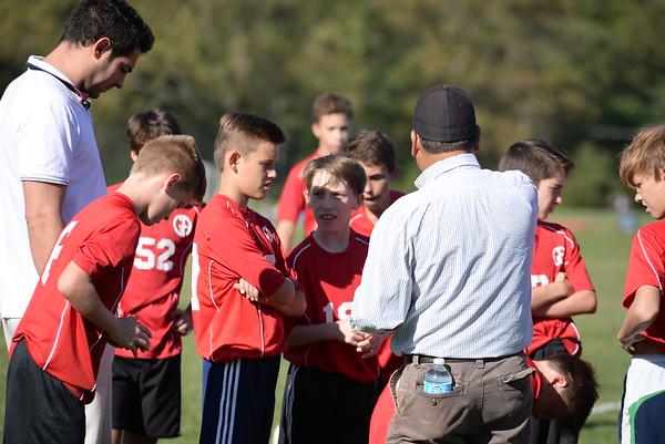 Middle School Boys Soccer: GA vs Episcopal Academy