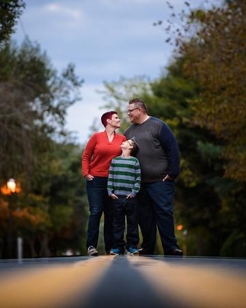 Campbell Family Portraits, Quantico, MD