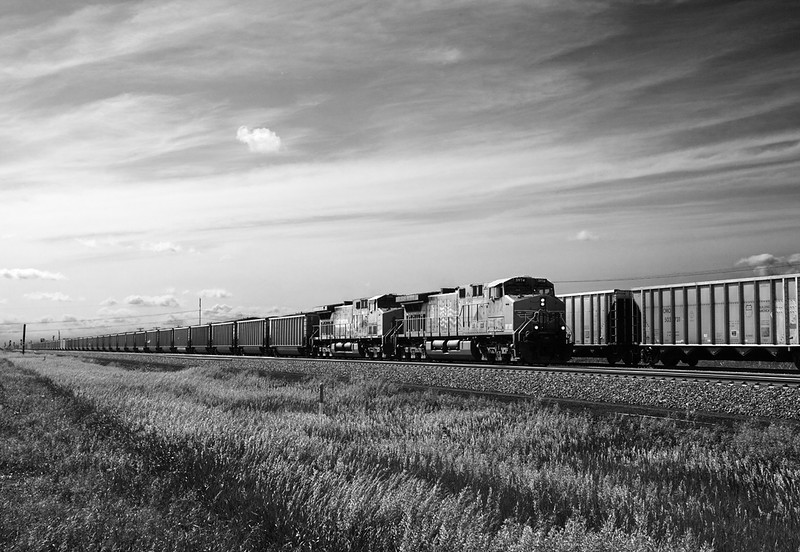 Union Paficif 5974 (GE AC44CCTE) - North Platte, NE