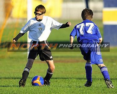 Commack FC Cheetahs vs Merrick PAL Cyclones Boys U13 White