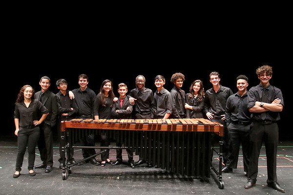 Spring HS Percussion Ensemble