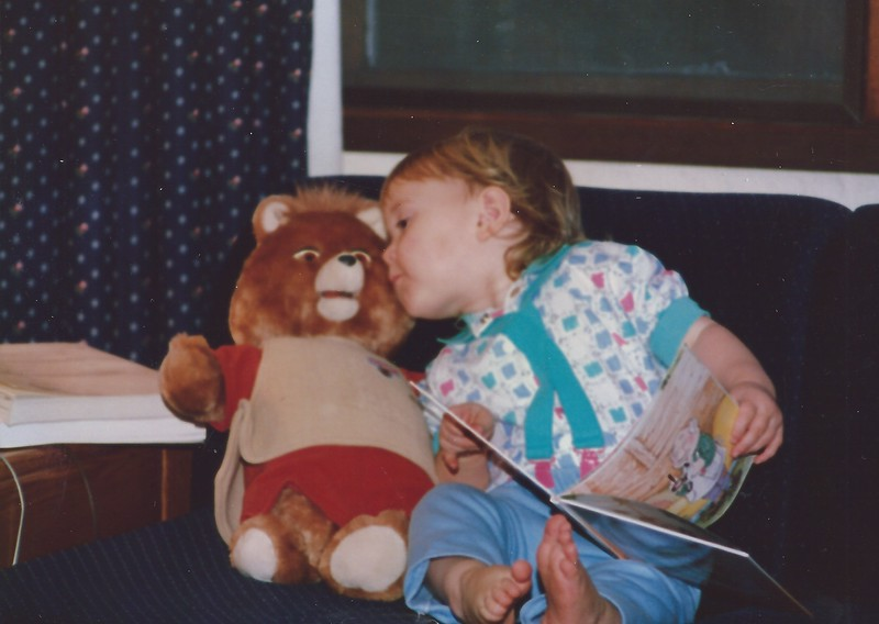 Devon and Teddy Ruxpin.jpeg
