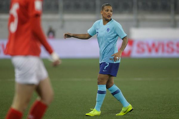 20181113 - Zwitserland - Nederland - Playoffs