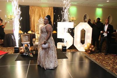 MAY 1ST, 2021: GLINDA'S 50TH BIRTHDAY BASH