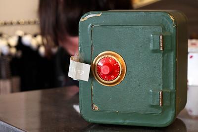 My little green safe