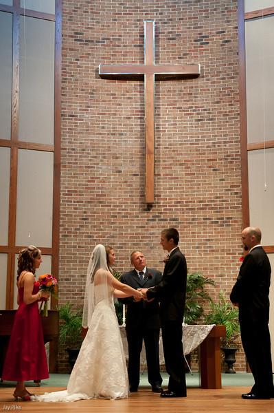 August 7, 2010 - Wedding Ceremony