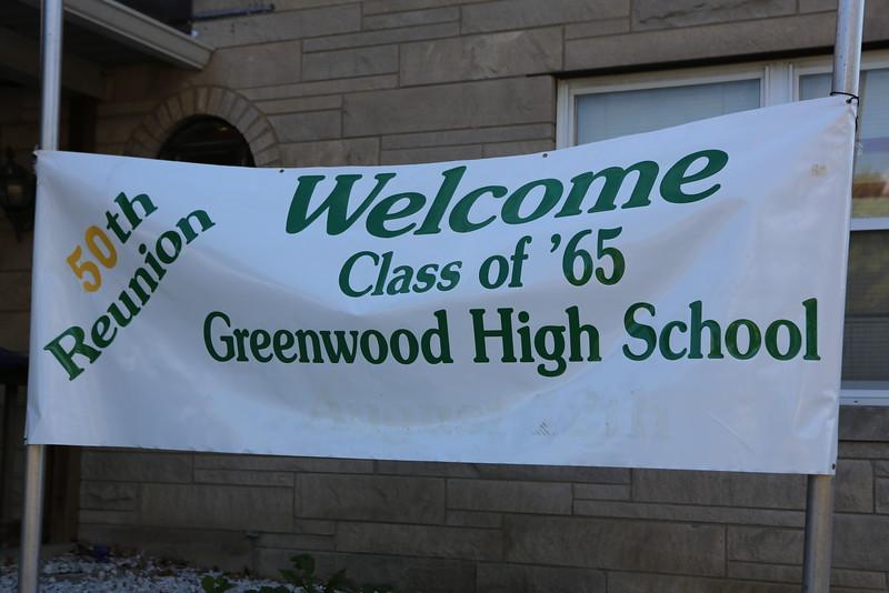 Greenwood High School Class of 1965