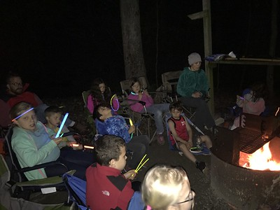 2016 - 04 - Adventurers Camping Weekend
