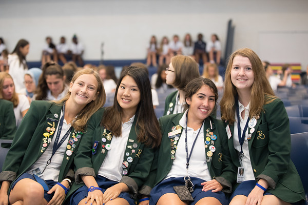 2019 All-School Opening Assembly