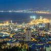 Haifa Night Lights, Israel