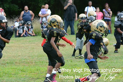08-19-2014 Montgomery Village Sports Association Tiny Mites vs Knights, Photos by Jeffrey Vogt Photography