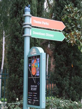 Disneyland Resort - 3/18/07
