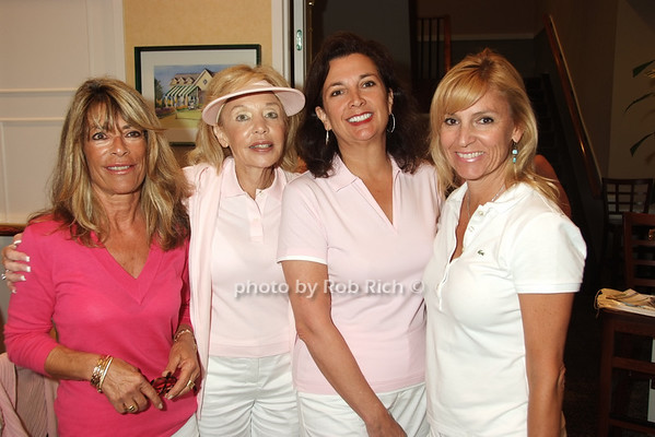 Dolores McGlasson, Carol Horn, Elaine Strauss, Rona Landman photo by Rob Rich © 2008 516-676-3939 robwayne1@aol.com