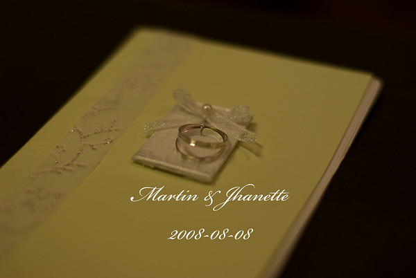 Martin & Jhanette
