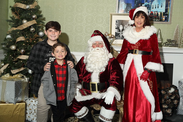 2019 Pictures with Santa