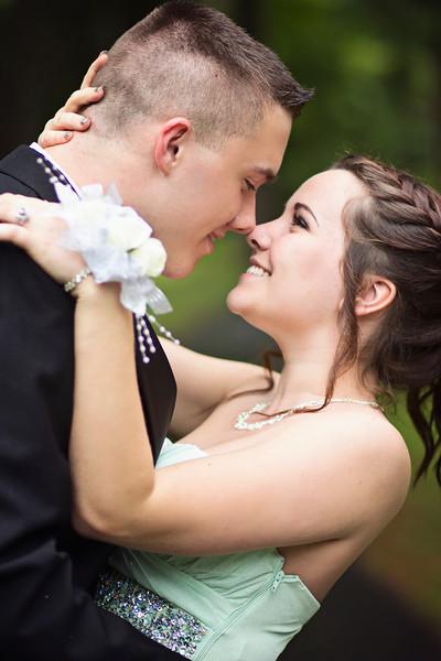 Becca & Dakotah Prom