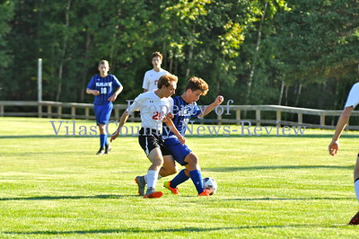 Three Lakes/Phelps Boys Soccer vs. Bayfield Trollers