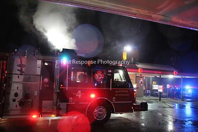 McKinney, TX.  Sonic fryer fire 11/15/15
