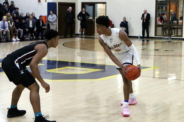 2020 IAC Basketball Semi-Final Episcopal 78 v Bullis 65