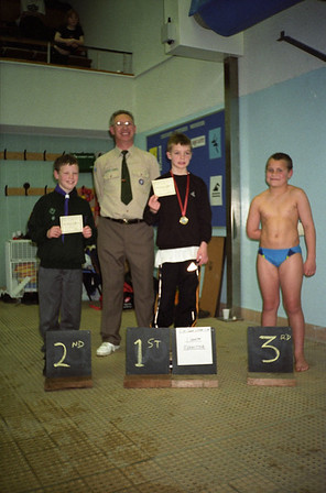 1999 Swimming Gala