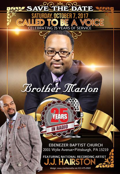 Brother Marlon Concert