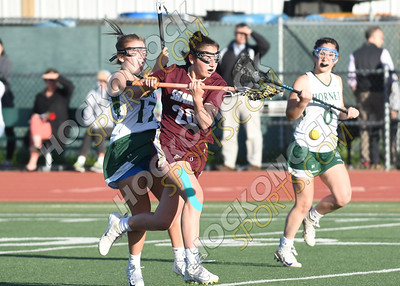 Mansfield - Sharon Girls Lacrosse 5-21-19