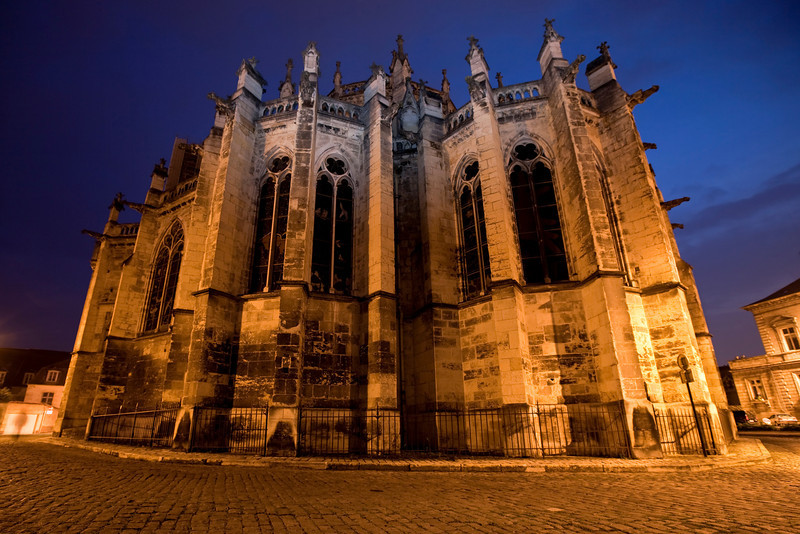 Nevers Cathedral, France