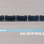 SKU: AG-OCP/HOLDER, Five Pieces of Optical Coupling Grating Belt Holder with Mounting Holes for FastCOLOUR