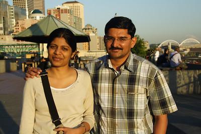 Manju's Seattle Trip