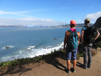 SF Urban Hike: Oct 23, 2016