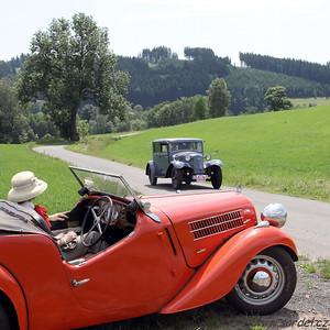 Tatra v Českém ráji 2012