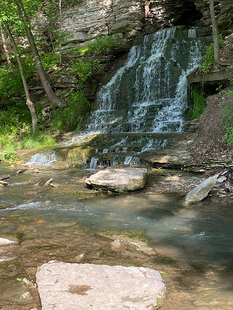 Beulah Waterfall