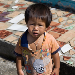 People and Life in the Village, Chiang Rai Province
