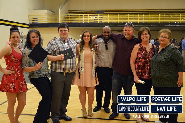 Griffith High School Graduation 2017