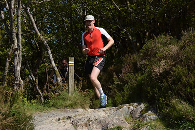 Slateman Triathlon Run at 4.3k 11-07 to 11-24