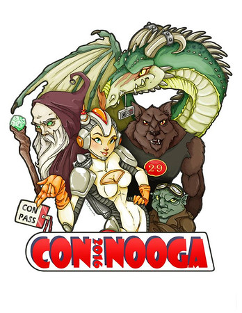 ConNooga 2016