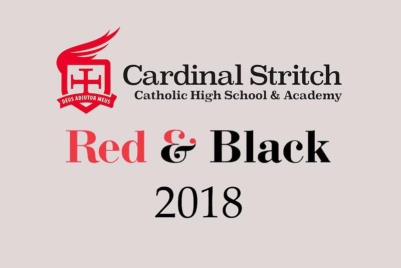 2018 Red & Black