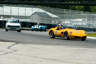 VSCCA/VRG Thompson Speedway Vintage Motorsports Festival 2014
