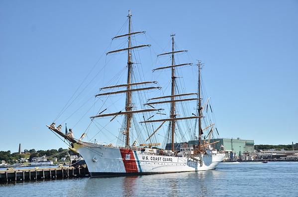 U.S. Coast Guard Barque Eagle