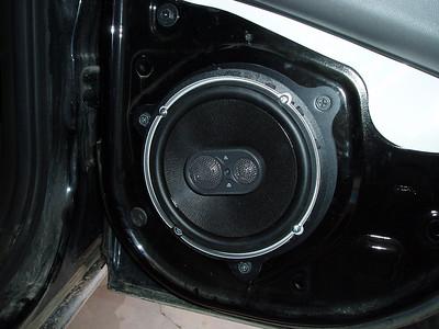2011 Nissan Xterra S Rear Speaker Installation - Canada