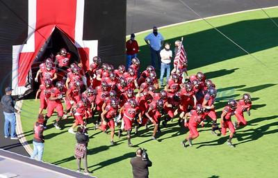 Tyler Legacy High School Football vs Mesquite Horn High School - PLAYOFFS by Jim Bauer & Michel Alfaro